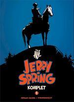 Jerry Spring komplet. 1954-1955 (Jerry Spring)