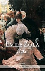 Nana af Emile Zola