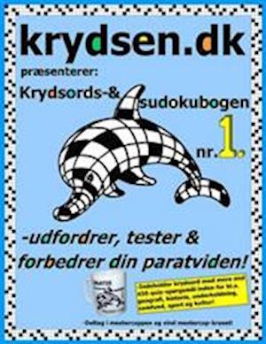 Krydsords- og sudokubogen nr. 1 á 10 stk