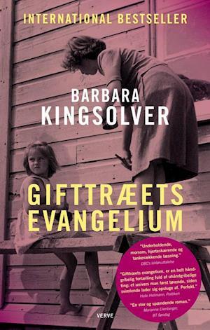 Bog, paperback Gifttræets evangelium af Barbara Kingsolver