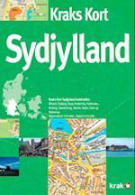 Kraks Kort Sydjylland