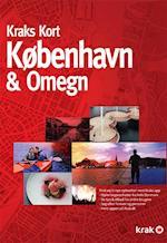 Kraks Kort København & Omegn (--)