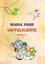 Vaffelhjerte af Maria Parr