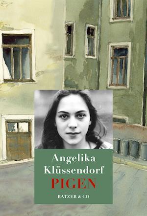 Bog hæftet Pigen af Angelika Klüssendorf