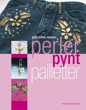 Perler pynt pailletter af Gitte Schou Hansen