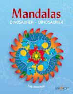 Mandalas med Dinosaurer