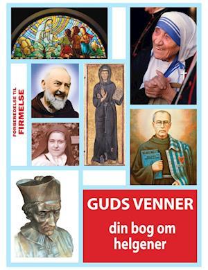 Bog, paperback Guds venner af Kirsten Kjærulff