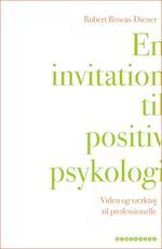 En invitation til positiv psykologi (At lykkes)