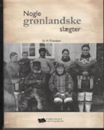 Nogle grønlandske slægter