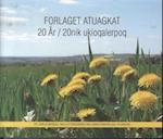 Forlaget Atuagkat 20 år