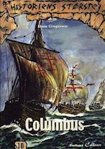 Columbus (Historiens største, nr. 10)