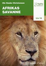 Afrikas savanne (Let-faglig-Cadeau)