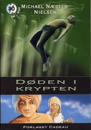Bog, hæftet Døden i krypten af Michael Næsted Nielsen