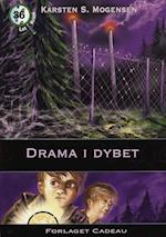 Drama i dybet (Let-krimi, nr. 36)