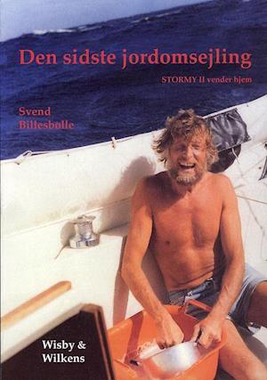 Bog hæftet Den sidste jordomsejling af Svend Billesbølle