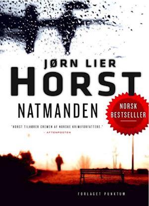 Bog, hæftet Natmanden af Jørn Lier Horst