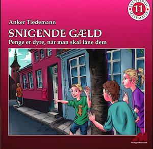 Bog, hæftet Snigende gæld af Anker Tiedemann