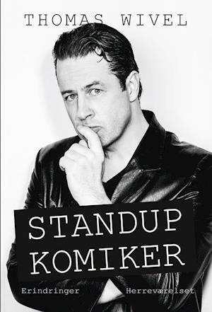 dansk stand up bog