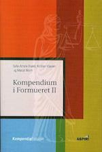 Kompendium i formueret II af Sofie Amalie Brandi