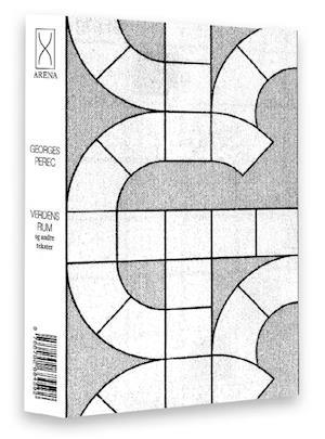 Bog, hæftet Verdens rum og andre tekster af Georges Perec