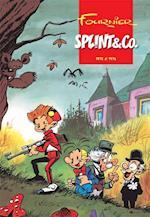 Splint & Co.. 1972-1975 af Fournier