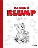 Rasmus Klump: De samlede eventyr 1951-1955 af Carla, Vilhelm Hansen
