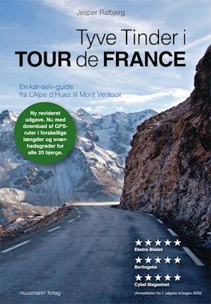 Bog, paperback Tyve tinder i Tour de France af Jesper Ralbjerg