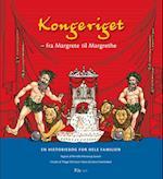 Kongeriget - fra Margrete til Margrethe af Lotte Hammeken, Thyge Christian Fønss