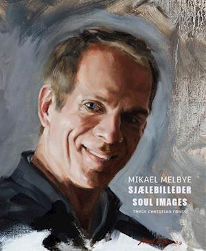 Bog, indbundet Mikael Melbye - sjælebilleder af Thyge Christian Fønss