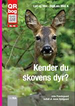Kender du skovens dyr? Læs med lyd (Mini A)