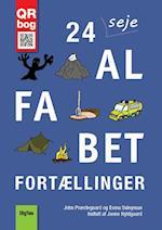 24 seje alfabet-fortællinger af John Præstegaard, Esma Suleyman