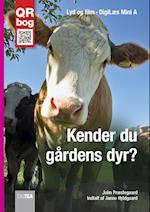 Kender du gårdens dyr? Læs med lyd (Mini A)