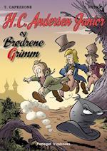 H.C. Andersen Junior og Brødrene Grimm (H.C. Andersen junior, nr. 3)