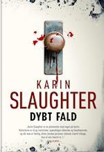 Dybt fald (pb stort format) af Karin Slaughter
