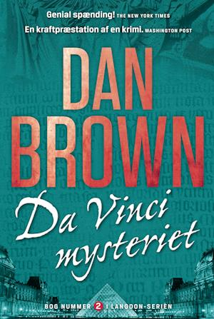 da vinci mysteriet With dorte fals, henry lincoln, ole retsbo, dan andersen why is the da vinci mystery so popular aren't we just being seduced with conspiracy theories or is there something to dan brown's bestselling book which questions the foundation of our culture.