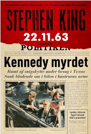 22.11.63 af Stephen King