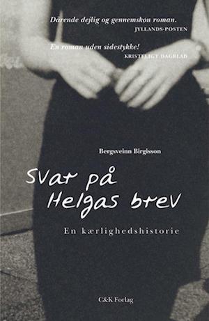 Bog, paperback Svar på Helgas brev af Bergsveinn Birgisson