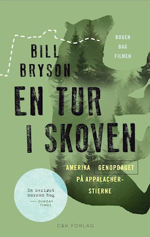 Bog, hæftet En tur i skoven af Bill Bryson