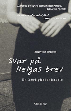 Billede af Svar på Helgas brev-Bergsveinn Birgisson-E-bog