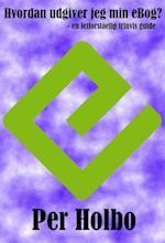 Hvordan udgiver jeg min eBog?