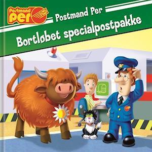 Postmand Per - bortløbet specialpostpakke