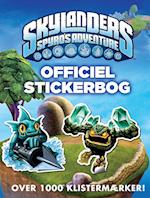 Officiel stickerbog (Skylanders)