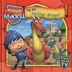 Bog, indbundet Ridder Mikkel og de farlige drager