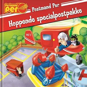 Postmand Per - hoppende specialpostpakke