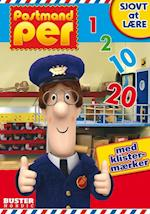 Postmand Per: Sjovt at lære - Tal 1-20