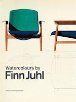 Watercolours by Finn Juhl