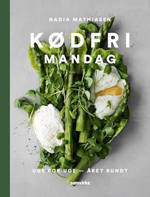 Bog, indbundet Kødfri mandag af Nadia Mathiasen