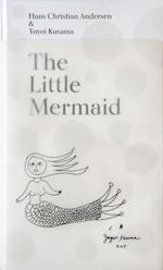 The little mermaid af Yayoi Kusama, H.C. Andersen
