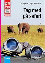 Tag med på safari - Læs om dyr (Mini B)