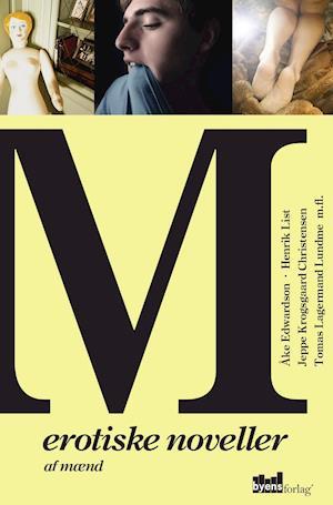 Billede af M - erotiske noveller af mænd-Asger Schnack-Bog
